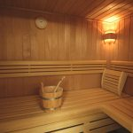 Sauna sample