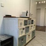 Coffeemaker and storage